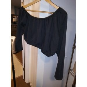 Chic and Curvy Boutique crop top